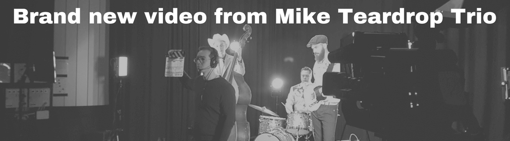 Mike Teardrop video